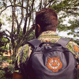 35 backpack savage patch parchados